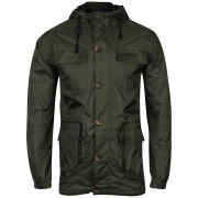 Ringspun Men's Unit Nylon Jacket - Olive