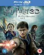 Harry Potter and the Dealthy Hallows - Part 2 3D (Includes 2D Version)