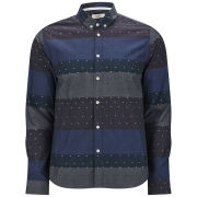 Uniforms for the Dedicated Men's Button-Down Seducer Shirt - Multi