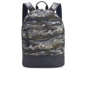 WANT Les Essentiels de la Vie Men's Kastrup Backpack - Grey Mountain/Black