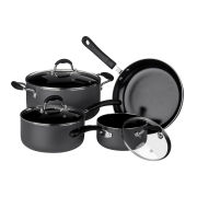 Sorted Aluminium 4 Piece Pan Set