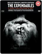 The Expendables: Collector's Edition Steel Tin (Includes Blu-Ray and DVD Copy)
