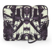 Kate Sheridan Printed iPad Case/Clutch Bag  - Mono