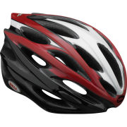 Bell Lumen Cycling Helmet Red/Black