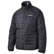 Berghaus Men's Torridon Down Jacket - Dark Grey/Black
