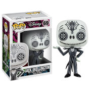 Nightmare Before Christmas Jack Day Of The Dead Pop! Vinyl Figure