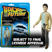 ReAction Back to the Future George McFly 3 3/4 Inch Action Figure