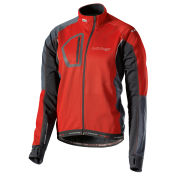 Look Men's Ultra Jacket - Red/Grey