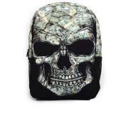 Mojo Money Stacks Mr. Peterson Backpack - Black/White