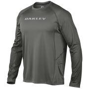 Oakley Men's O'Brien Long Sleeve Top - Shadow