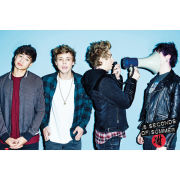 5 Seconds of Summer Megaphone - Maxi Poster - 61 x 91.5cm