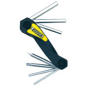 Pedro's Folding Hex Set with Torx 25