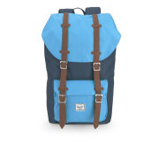 Herschel Little America Backpack - Navy/Cyan