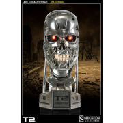 Sideshow Collectables T-800 Endoskeleton Lifesize Bust