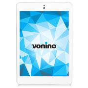 Vonino Sirius QS 7.9 Inch Tablet with 3G (8GB, Quad-Core, 1.2Ghz) - Silver