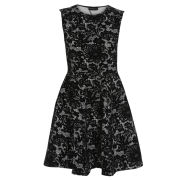 Damned Delux Women's Jennifer Dress - Ivory/Black