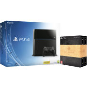 Sony PlayStation 4 500GB Console - Includes The Order 1886 - Blackwater Edition