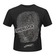 Sherlock Men's T-Shirt - Fingerprint