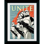 Star Wars Unite - 30 x 40cm Collector Prints