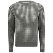 Bench Men's Stratification Jumper - Grey