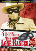 4 Classic Episodes Of The Lone Ranger - Vol. 3