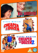 Cheaper By The Dozen/ Cheaper By The Dozen 2/ Mrs Doubtfire