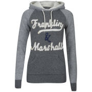 Franklin and Marshall Women's Knit Jumper - Grey Melange