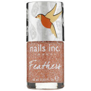 Nails inc. York Feathers Polish