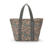 Kate Sheridan Monkey Print Beach Bag Tote - Jungle