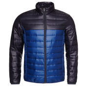 Brave Soul Men's Slalom Jacket - Navy
