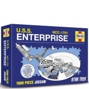 Star Trek USS Enterprise Haynes Edition Jigsaw