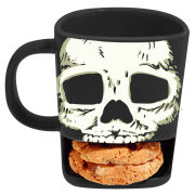 50Fifty Brew Buddies Skull - Black