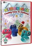 Numberjacks: Counting Down To Christmas