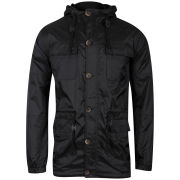Ringspun Men's Unit Nylon Jacket - Black