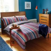 Harlequin Array Stripe Pillowcase