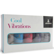 Jessica Nails Cool Vibrations Polish Set