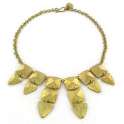Made by Daisy Knights Turami Tuingi Necklace - Gold
