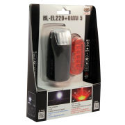 Cateye EL220 Omni 5 Rear Light Set