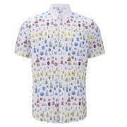 Soulland Men's Kristoffersen Shirt - White