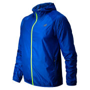New Balance Men's Running Shadow Ultra Lite Jacket - Laser Blue