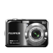Fujifilm FinePix AX650 Compact Digital Camera (16MP, 5x Optical Zoom, 2.7 Inch LCD) - Black