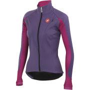 Castelli Women's Illumina Jacket - Violet