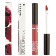 Korres Raspberry Lip Gloss - Natural Purple