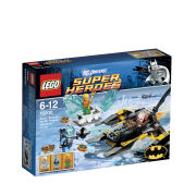 LEGO Super Heroes: Arctic Batman vs. Mr. Freeze: Aquaman on Ice (76000)