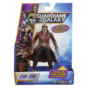 Guardians of the Galaxy Rapid Revelers Star-Lord Action Figure