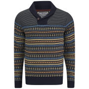 Soul Star Men's Stifler Jumper - Navy