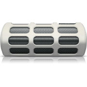 Philips SB7260/05 Shoqbox Bluetooth Wireless 2x 4W Portable Speaker with Gesture Control and Mic - White