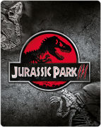 Jurassic Park III - Zavvi Exclusive Limited Edition Steelbook (Limited to 3000 Copies)