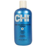 Chi Ionic Color Protector System 1 Sulfate-Free Shampoo (300ml)
