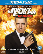 Johnny English Reborn - Triple Play (Blu-Ray, DVD and Digital Copy)